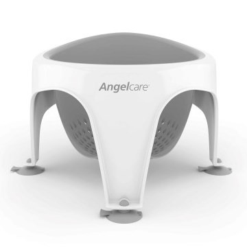 Angelcare, krzesełko do kąpieli, szare Smyk 6242729