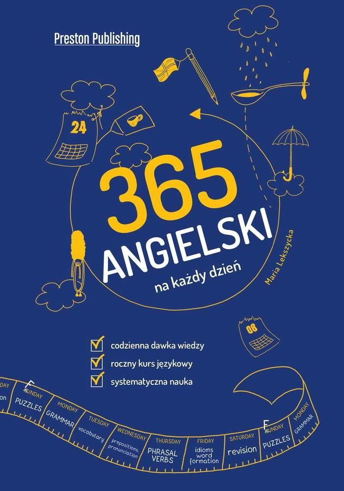 Angielski 365 na każdy dzień Smyk 6387529