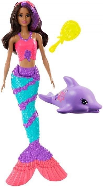 Barbie, teresa zaczarowana syrena, lalka Smyk 6510039