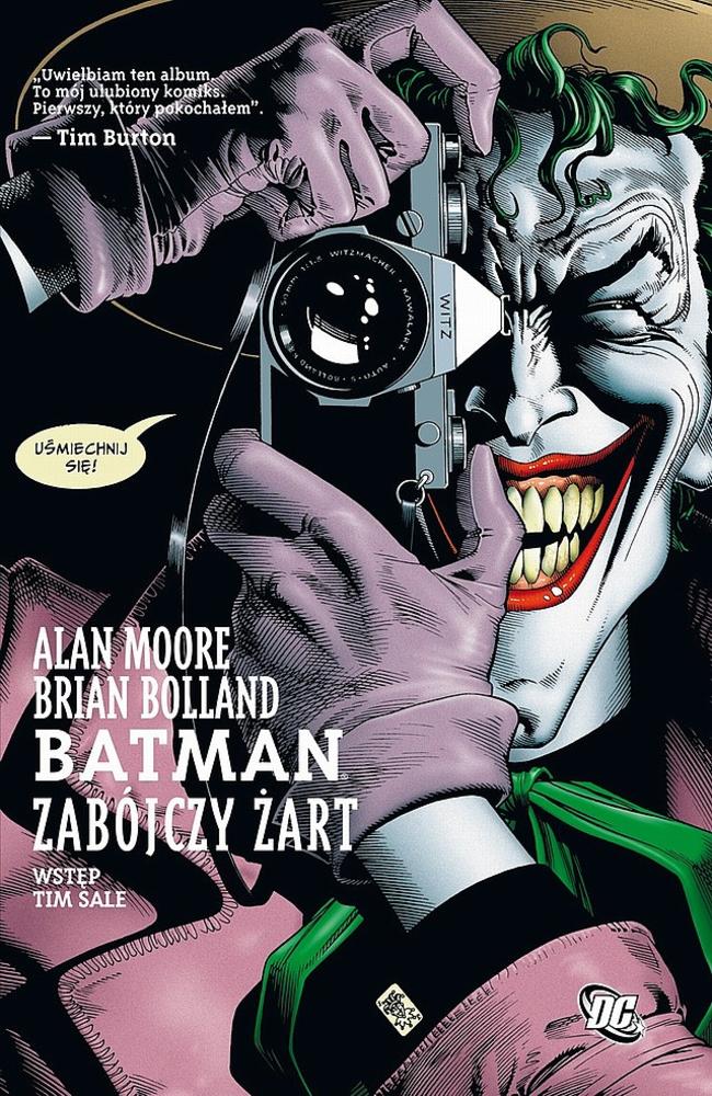 Batman. zabójczy żart Smyk 5886574
