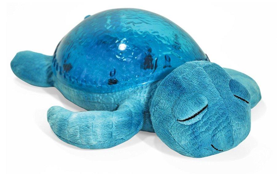 Cloud b, tranquil turtle aqua, żółw podwodny, lampka Smyk 4856195