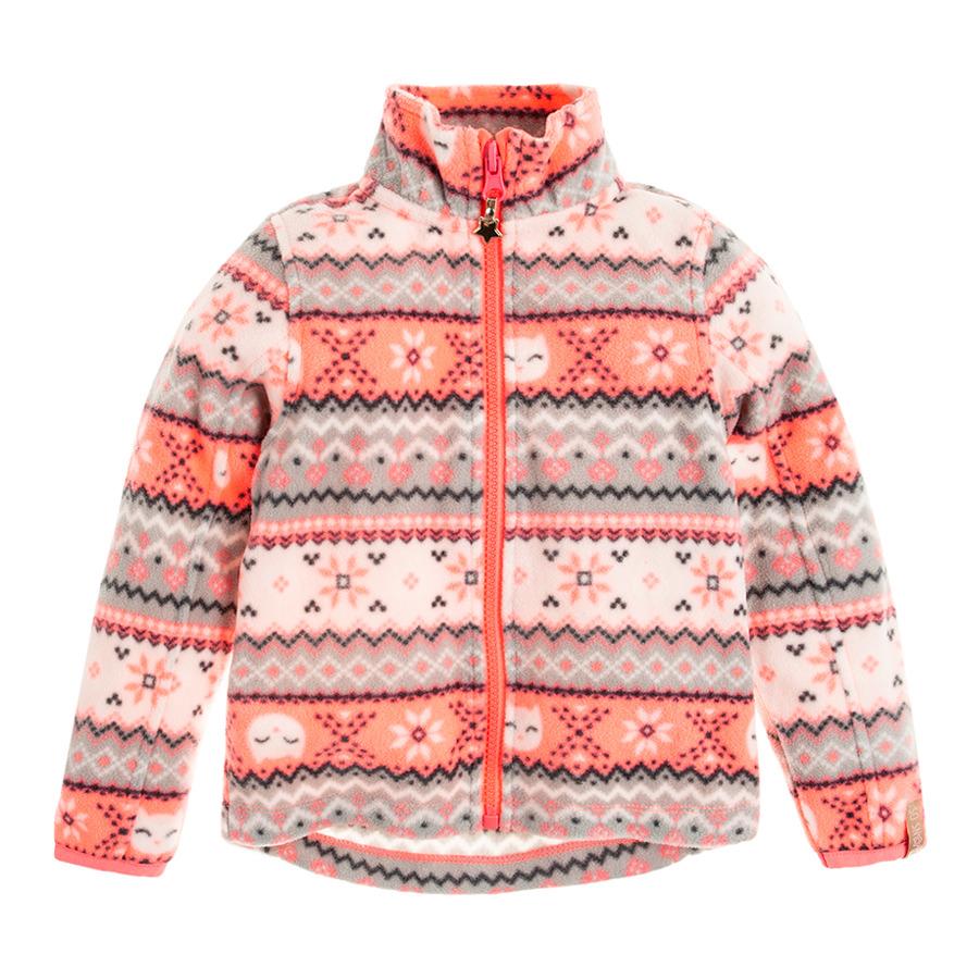 Cool Club, Bluza dziewczęca, norweski wzór