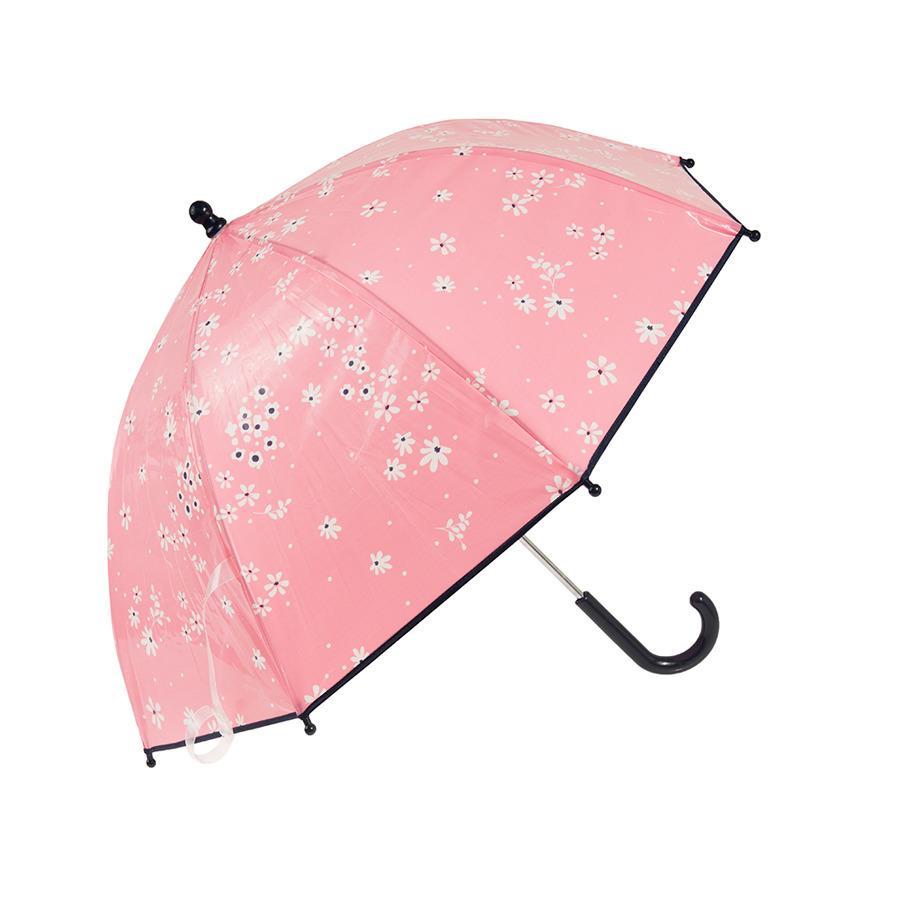 Cool Club, Parasolka dziewczęca, różowa, kwiatki