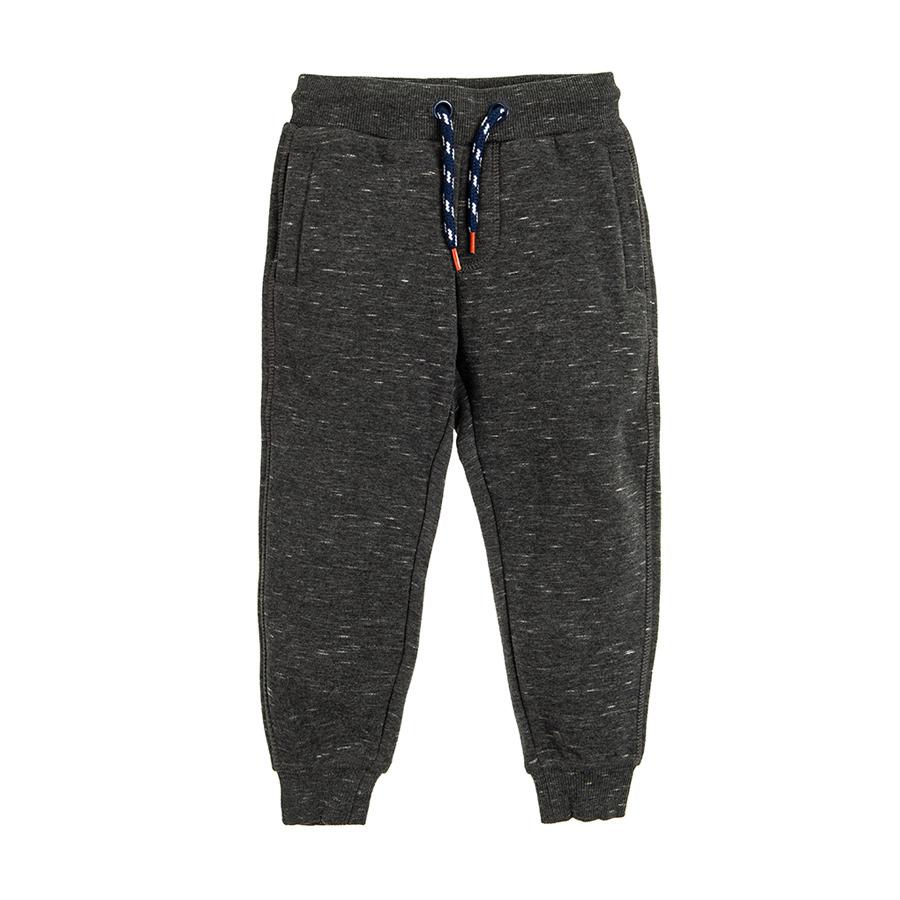 Cool Club, Spodnie dresowe chłopięce, szare