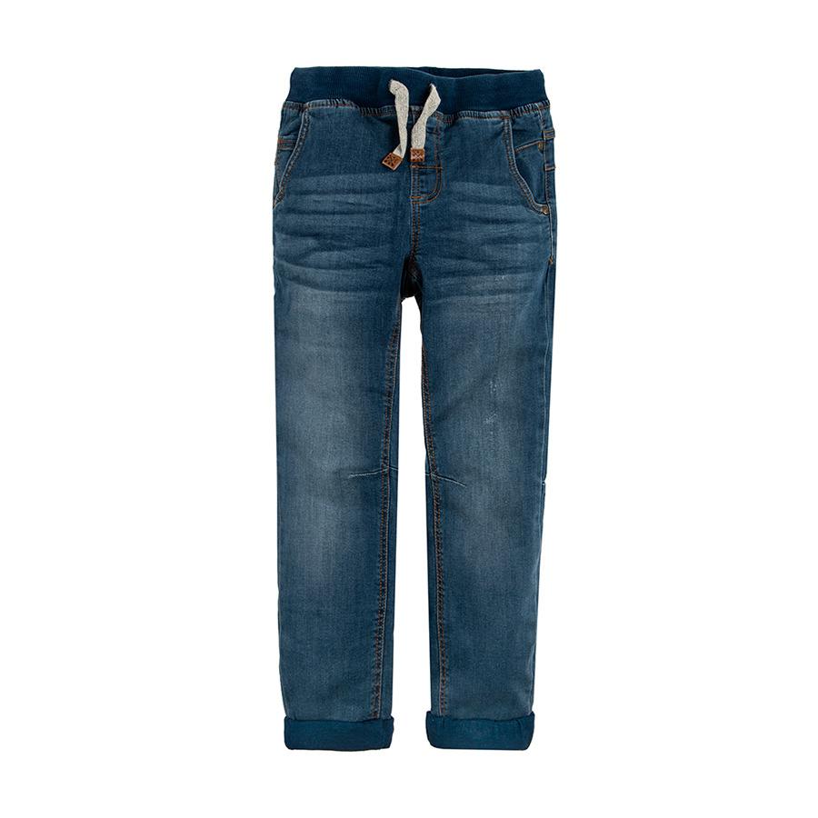 Cool Club, Spodnie jeansowe chłopięce, ocieplane