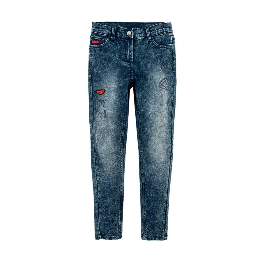 Cool Club, Spodnie jeansowe dziewczęce, City look