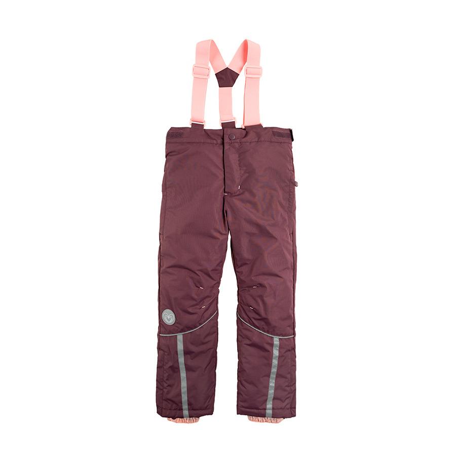 Cool Club, Spodnie narciarskie dziewczęce, fioletowe