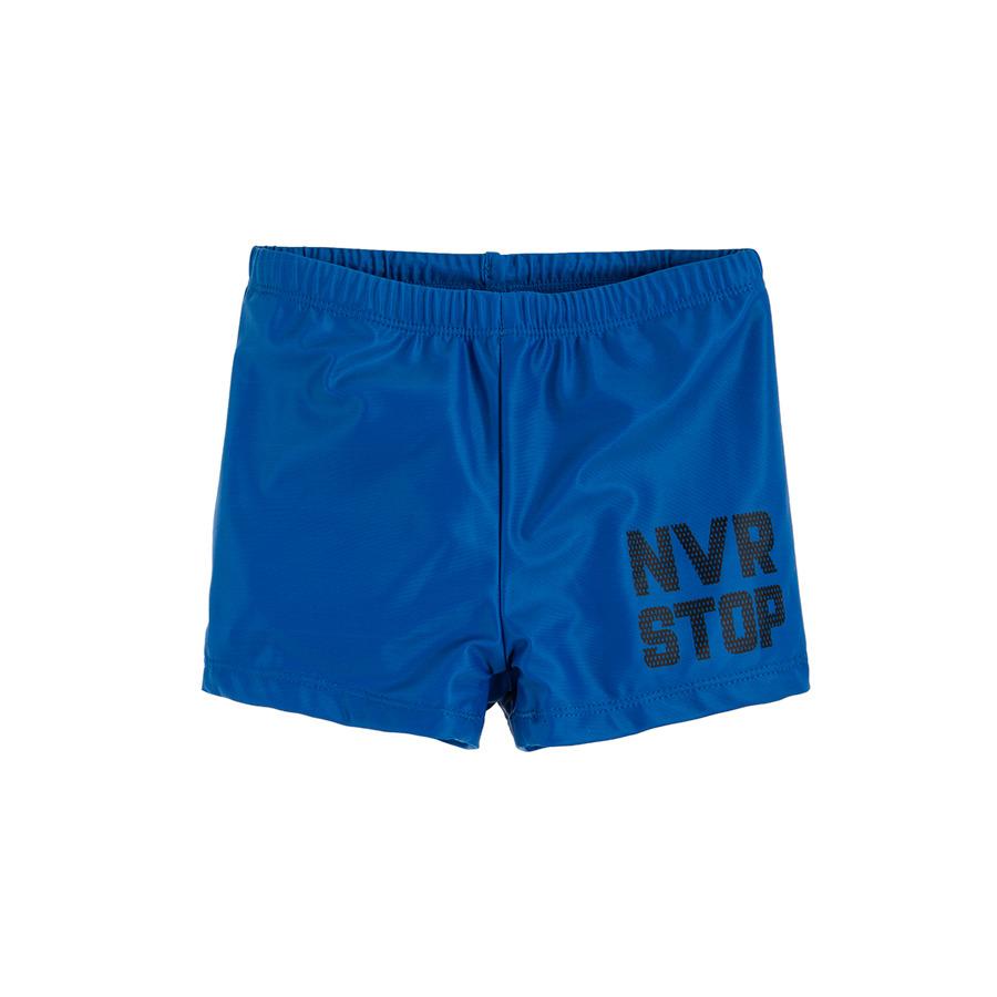 Cool Club, Szorty kąpielowe chłopięce, niebieskie, NVR stop
