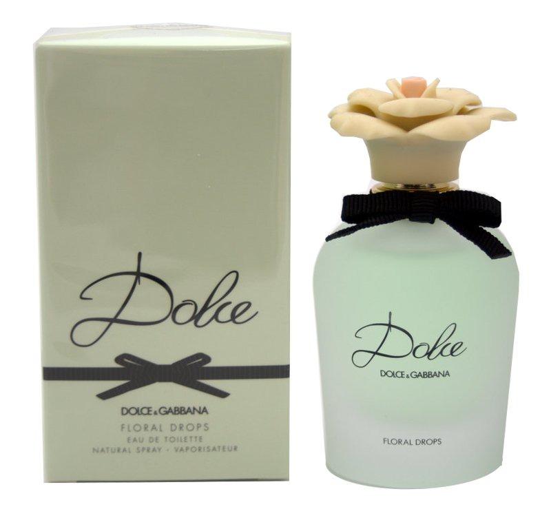 Dolce&Gabbana, Dolce Floral Drops, Woda toaletowa, 75 ml