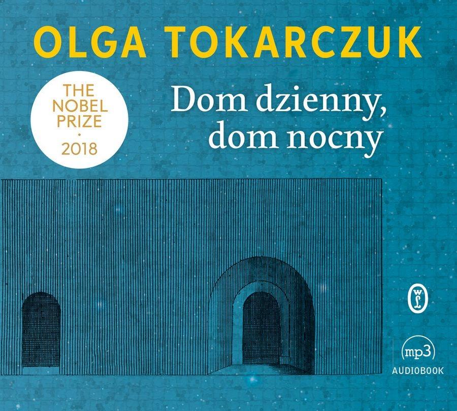Dom dzienny, dom nocny. Audiobook CD