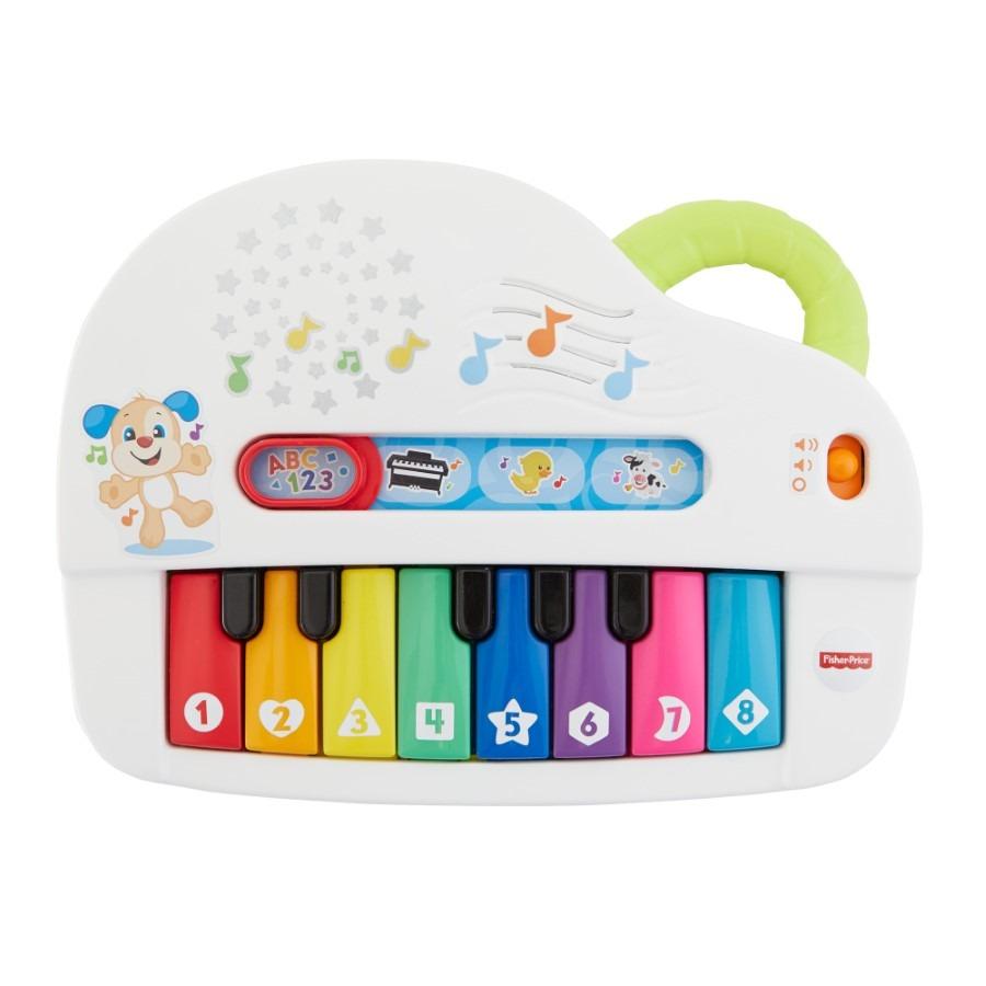 Fisher-price, pianinko malucha, zabawka niemowlęca Smyk 6426888