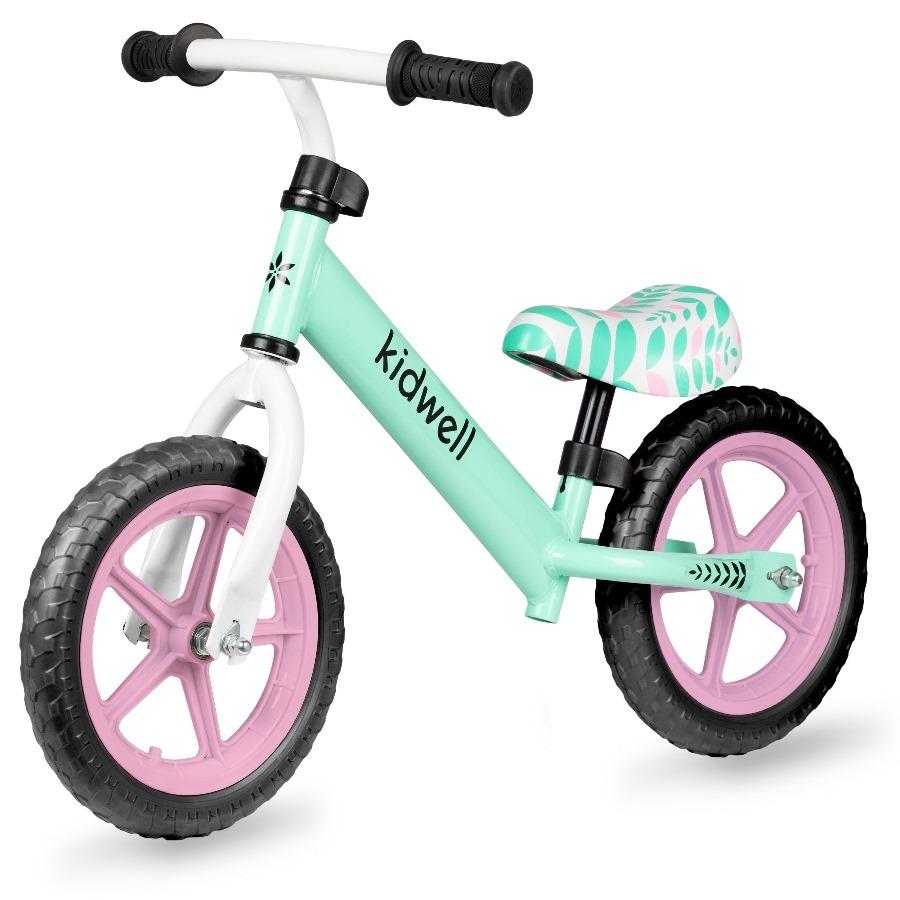 Kidwell, rebel, rowerek, miętowy Smyk 6621227