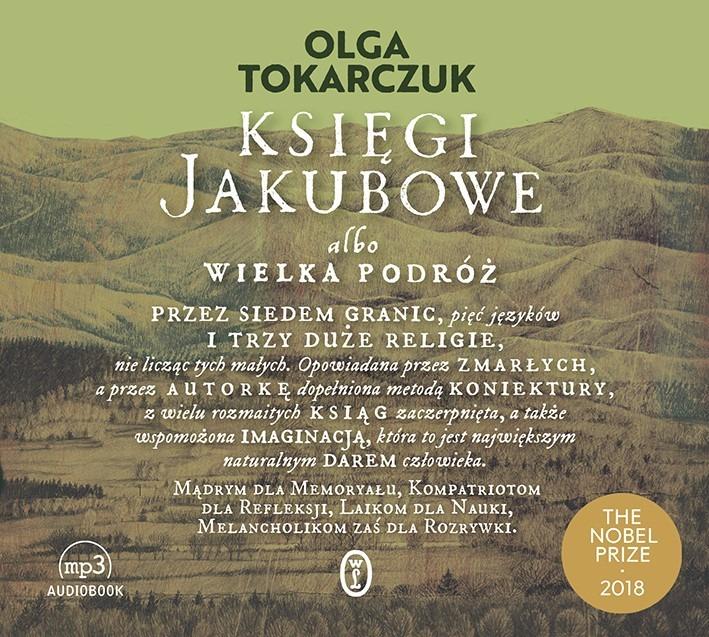 Księgi Jakubowe. Audiobook CD mp3