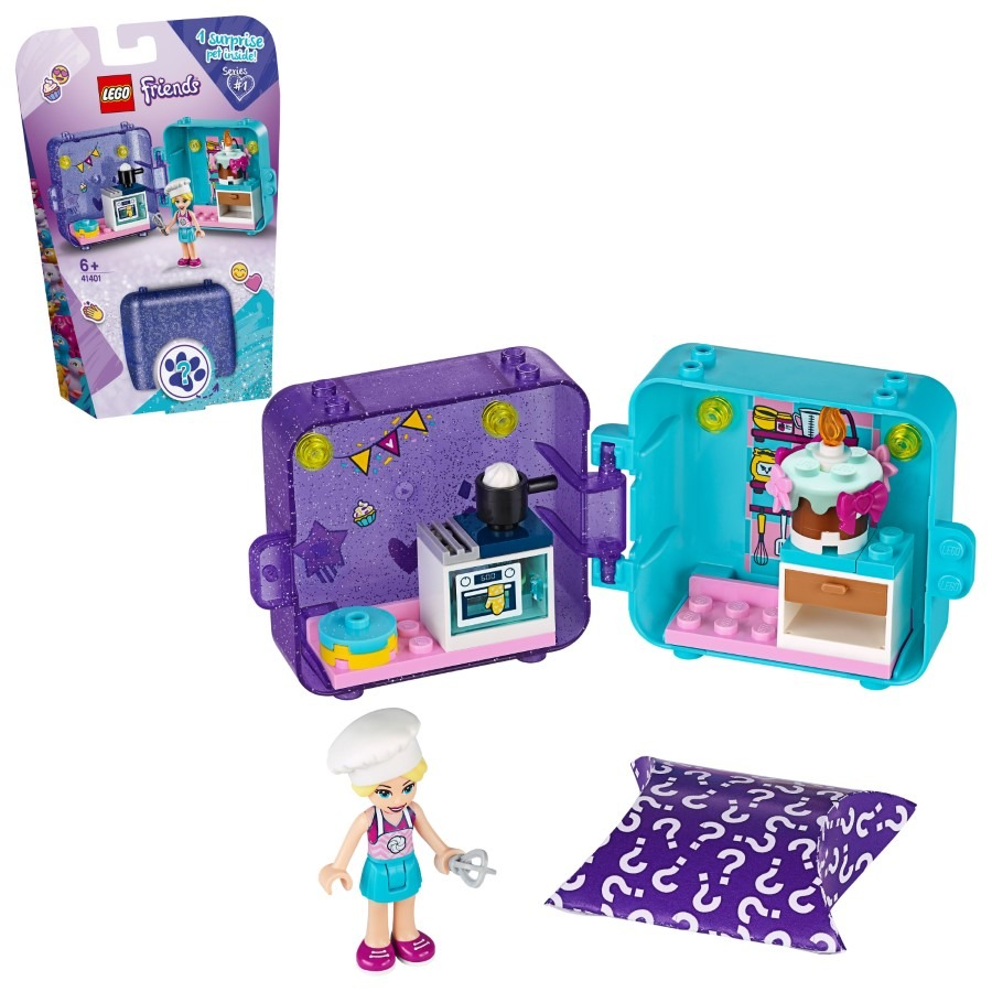Lego friends, kostka do zabawy stephanie, 41401 Smyk 6597322