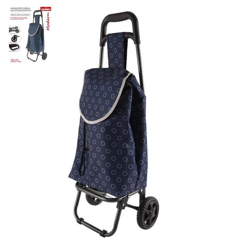 Orion, torba na kółkach, modern, 20l Smyk 6557105