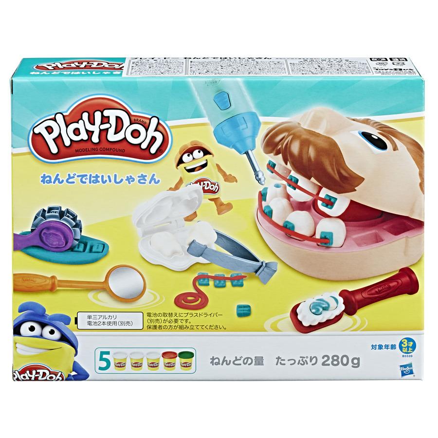 Play-doh, dentysta, zestaw kreatywny Smyk 5949122