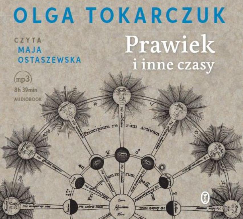 Prawiek i inne czasy. Audiobook CD mp3