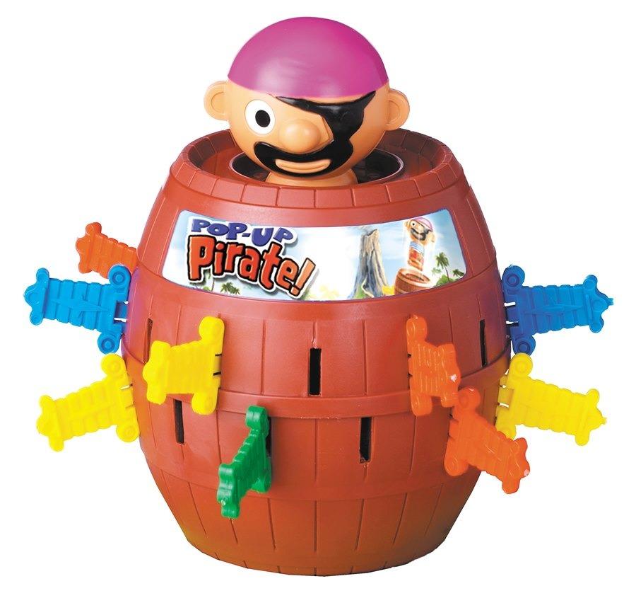 Tomy, gra dla dzieci przygody wesołego pirata Smyk 1602222