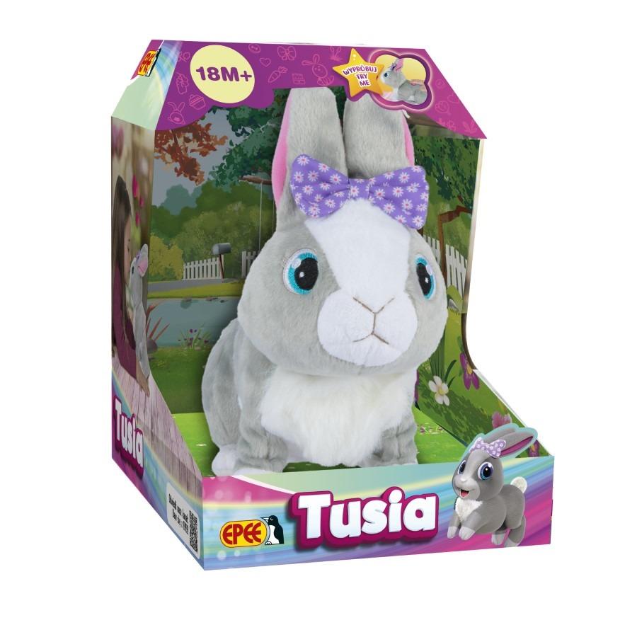 Epee, królik tusia, zabawka interaktywna Smyk 6534742