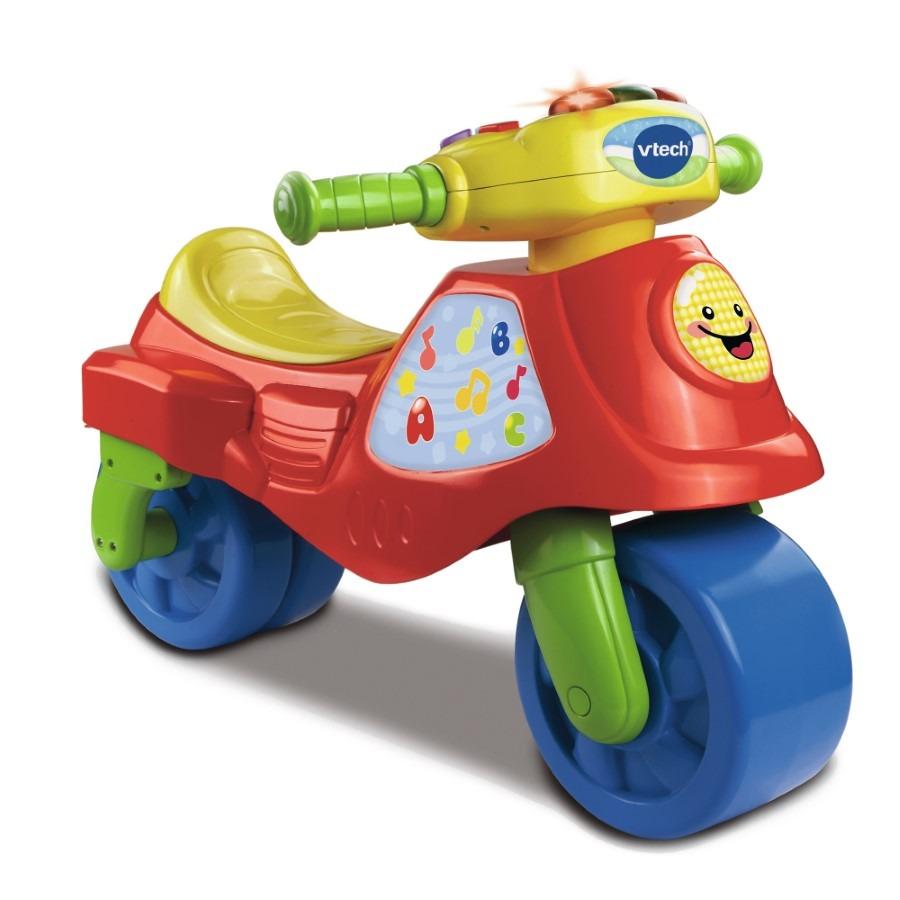 Vtech, jeździk małego cyklisty, edukacyjna zabawka interaktywna Smyk 5867206