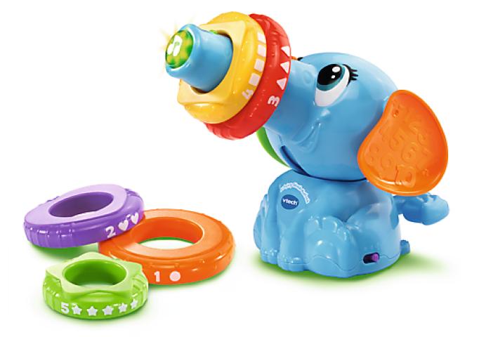 Vtech, kichający słonik kulfonik, zabawka zręcznościowa Smyk 6214040