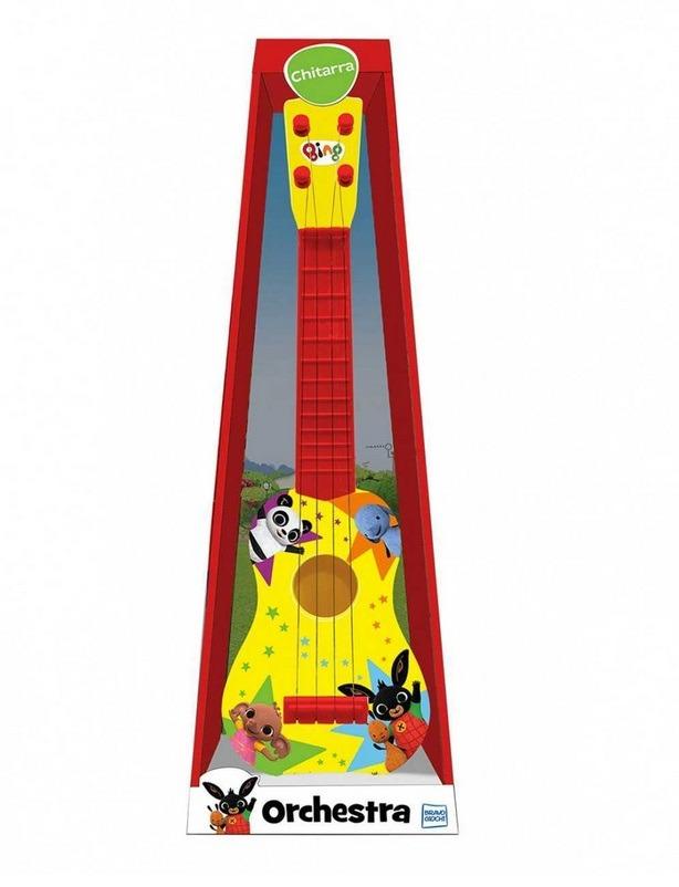 Bing, gitara, instrument muzyczny