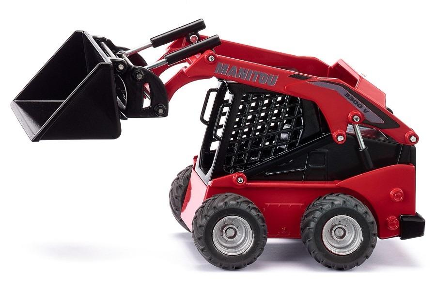 Siku, Manitou 3300V, mini ładowarka, model