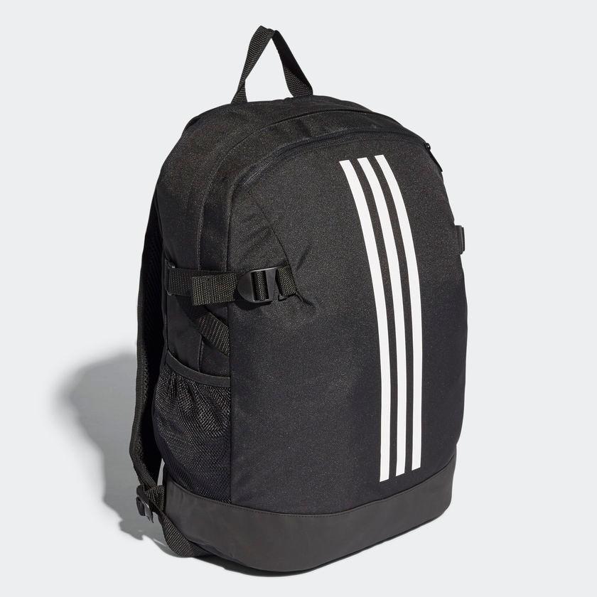różne wzornictwo moda designerska najlepszy Adidas, plecak, 3-Stripes Power, czarny