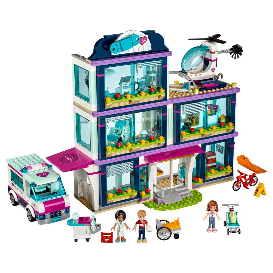 LEGO Friends, Szpital w Heartlake, 41318