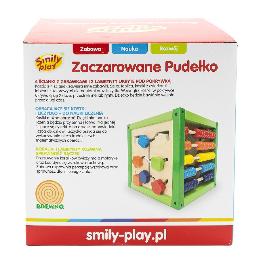 Pudełko z zabawkami