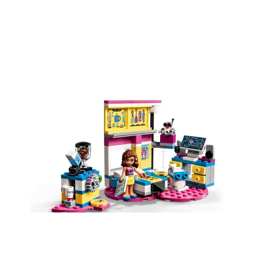 Lego Friends Sypialnia Olivii 41329 Smykcom