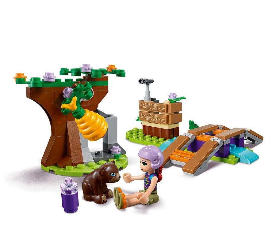 LEGO Friends, Leśna przygoda Mii, 41363