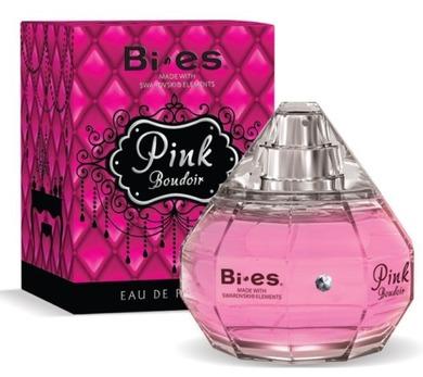 bi-es pink boudoir