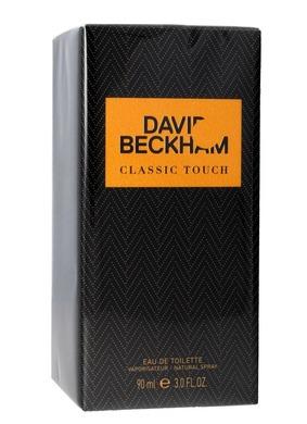 david beckham classic touch