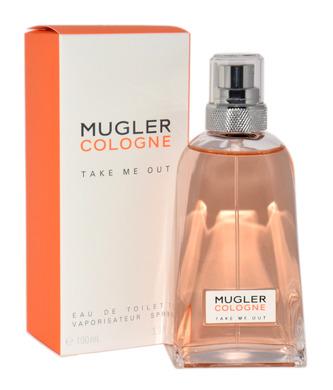 thierry mugler mugler cologne - take me out