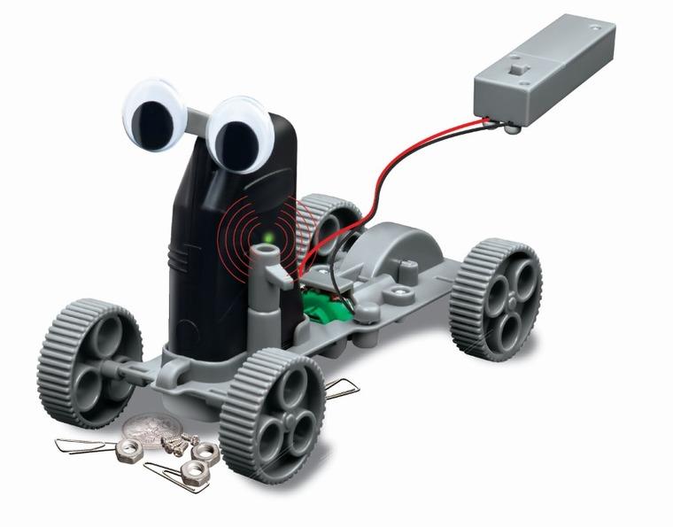 4M, Detektor metalu, zestaw kreatywny