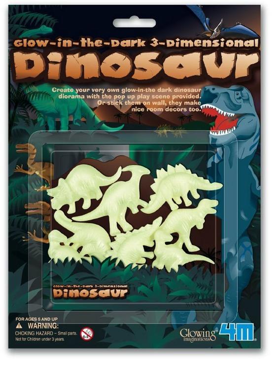 4M, dinozaury 3D, zestaw kreatywny