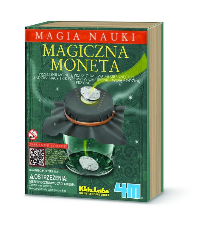 4M, Księga II, magiczna moneta, zestaw kreatywny