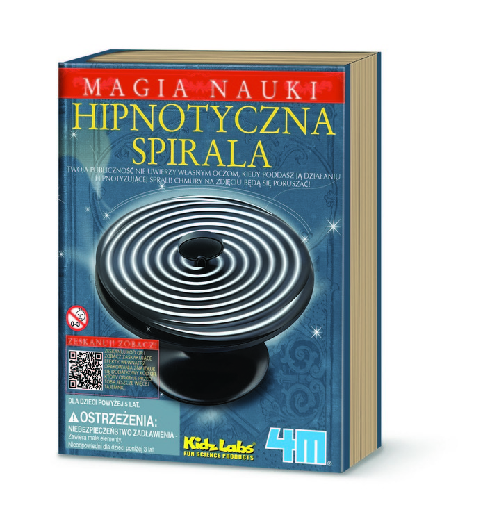 4M, Księga III, hipnotyczna spirala, zestaw kreatywny