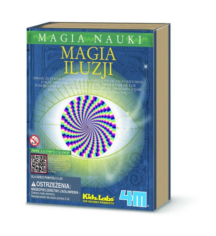 4M, Księga IV, magia iluzji, zestaw kreatywny