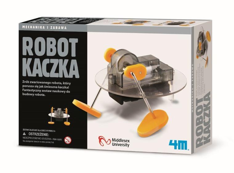 4M, Robot kaczka, zestaw kreatywny
