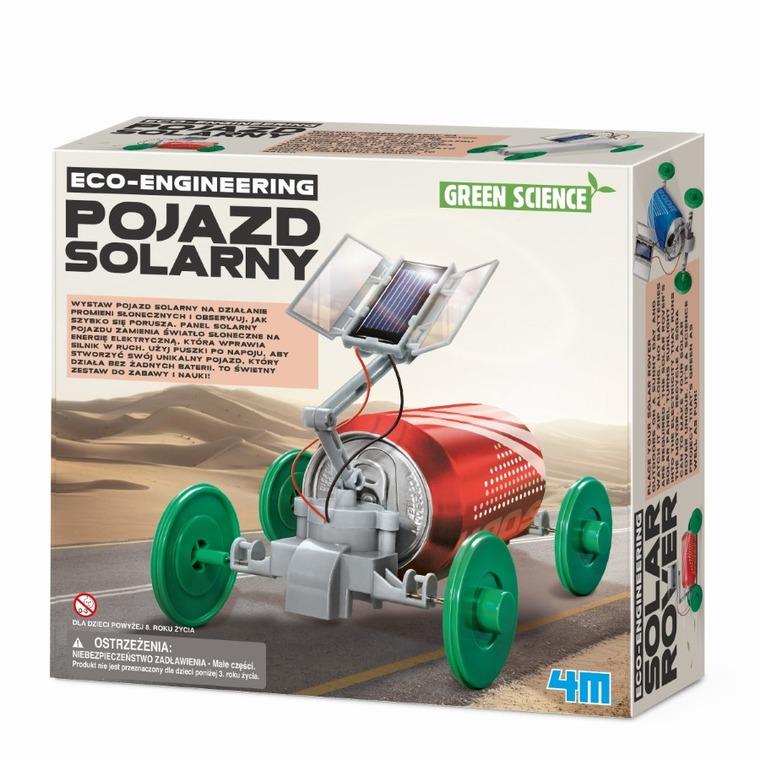 4M, Zestaw kreatywny, Pojazd solarny