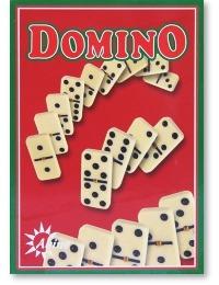 Abino, Domino, 28 kamieni, gra logiczna