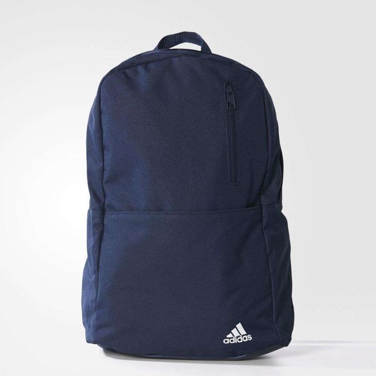 Adidas, plecak, granatowy