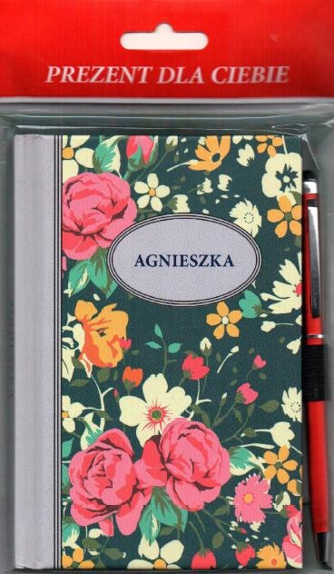 Agnieszka, notes imienny