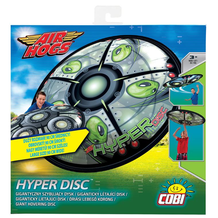 Air Hogs, Hyper Disc, Ufo, latający dysk