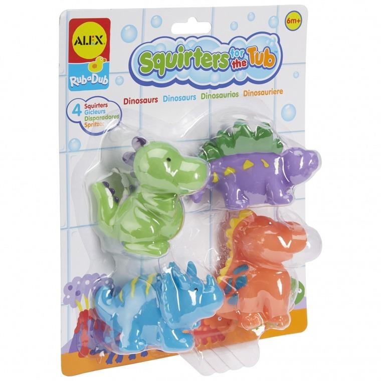 Alex, Dinos, zabawka do kąpieli