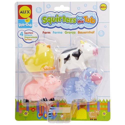 Alex, Farma, zwierzątka do kąpieli