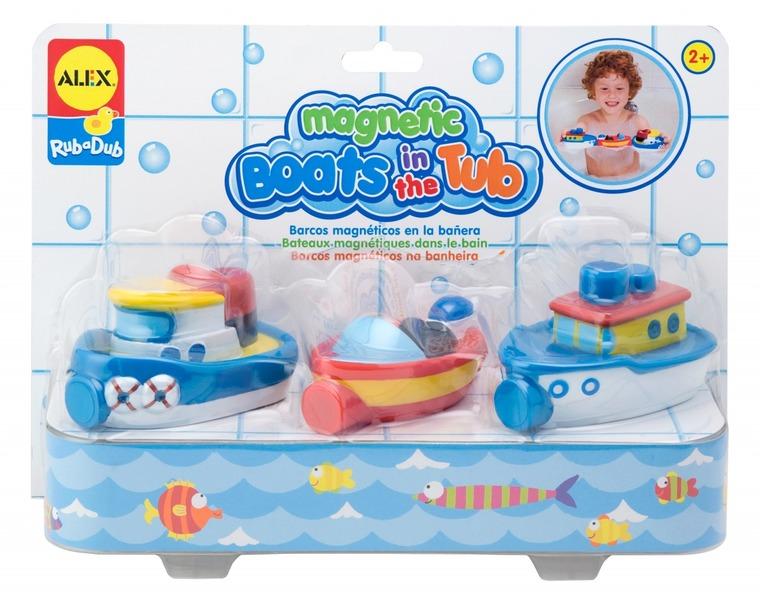 Alex, Łódki, zabawka do kąpieli
