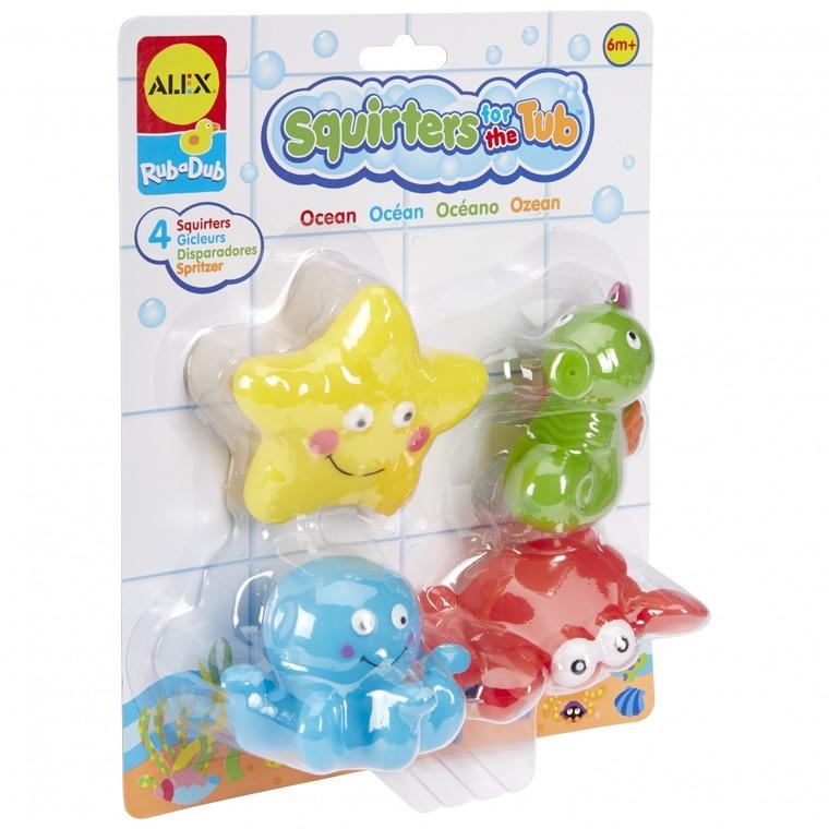 Alex, Ocean, zabawka do kąpieli